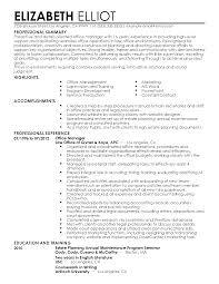 professional law office manager templates to showcase your talent resume templates law office manager