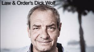 Image result for dick wolf tattoo