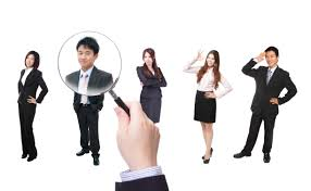 the need to be a star in the eyes of an employer ohio careerconnect human resources concept choosing the perfect candidate for the job model are asian people
