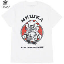 <b>Mishka</b> белые рубашки для мужчин - огромный выбор по лучшим ...
