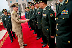 u s department of defense photo essay u s navy adm mike mullen chairman of the joint chiefs of staff greets