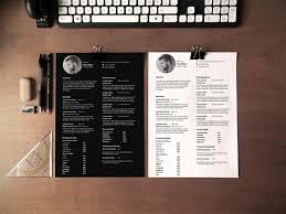 professionally designed free resume templates   design sparklefree resume template