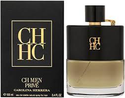 <b>Carolina Herrera CH Men</b> Prive Eau de Toilette, 100 milimeter ...