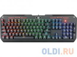 <b>Клавиатура REDRAGON Varuna</b> Black USB — купить по лучшей ...