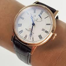 Обзор <b>часов Orient</b> Star Classic Elegant — блог AllTime.ru
