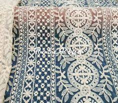 Buy <b>Beautiful African Guipure</b>/<b>Cord</b> Lace at best price | FAB ...