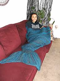 Image result for mermaid blanket tail