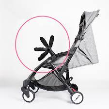 Baby yoya <b>Stroller Accessories</b> Armrest Adjustable Bumper Bar for ...