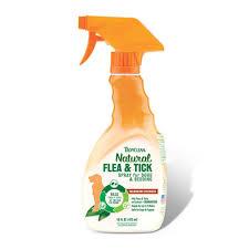 <b>Tropiclean Maximum Strength</b> Natural Flea and Tick <b>Spray</b> For Dog ...