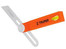 <b>Угольник</b> измерительный <b>Truper</b>, складной, 20 см | Купить с ...