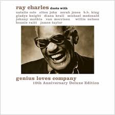 <b>Ray Charles</b> Genius Loves Company 10th Anniversary <b>180g</b> 45rpm ...