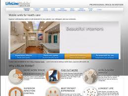 seo website design work portfolio dream for web life line mobile
