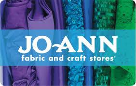 Joann Stores Gift Card   Kroger Gift Cards