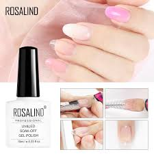 <b>ROSALIND</b> 10ml Poly Gel for Nail Finger Extension <b>Crystal Builder</b> ...
