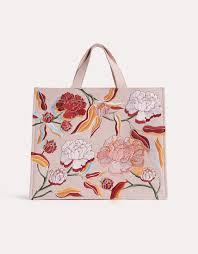 <b>Large Floral</b> Bouquet Tote | PEDRO UK