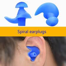 1 Pair Soft <b>Ear</b> Plugs Environmental <b>Silicone Waterproof Dust-Proof</b> ...
