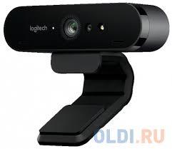 <b>Веб</b>-<b>камера Logitech Webcam</b> BRIO 4K — купить по лучшей цене ...