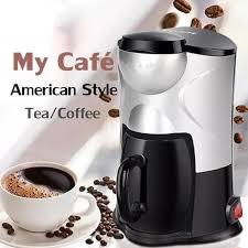 150Ml Full Automatic Household <b>Coffee Machine American Drip</b> ...
