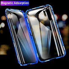 <b>360</b>° <b>Magnetic</b> Adsorption <b>Case</b> for Huawei P30 Lite/ Pro Double ...
