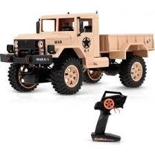 Радиоуправляемый внедорожник WL Toys Full-Scale Speed ...