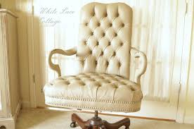 leatherchair1 can you paint leather furniture