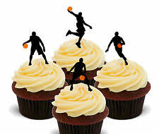 <b>Basketball Cake Decorations</b> in <b>Cake Toppers</b> for sale | eBay