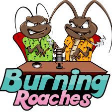 Burning Roaches