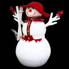 <b>Фигурка Cheng kuo</b> Снеговик в шляпе (2970501) купить за 5899 ...