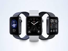 Действительно умные часы - обзор <b>Xiaomi Mi Watch</b> — Блог ru-mi ...