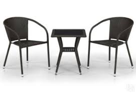 Купить <b>Комплект плетеной мебели</b> Афина-мебель T25A/Y137C ...