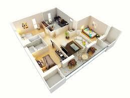 More Bedroom D Floor Plans   Amazing Architecture Magazine