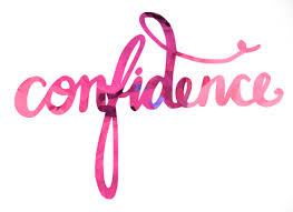 Image result for show your confidence