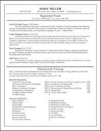 of nurse resume for  seangarrette conew nurse resume templates pdf  x   of nurse resume