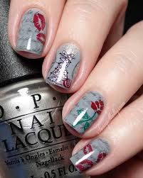 digit al dozen does patterns on patterns fifty shades of grey valentines day manicure the opi 50 shades of grey collection sassy shelly