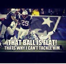 Image result for deflate gate meme