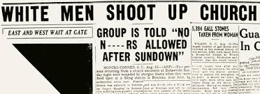 Image result for tulsa race riot newspaper articles