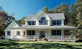 Southern House Plans With Wrap Around Porch   Free Online Image        Country House Plans With Wrap Around Porches on southern house plans   wrap around porch