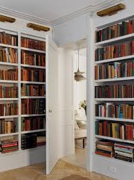 home office built shelves built in bookshelves home library built home office