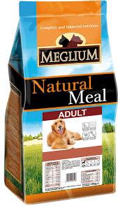Корм сухой <b>Meglium Maintenance Adult для</b> взрослых собак, 15 кг ...