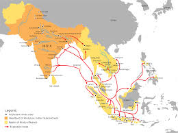 greater expansion of hinduism in southeast asia