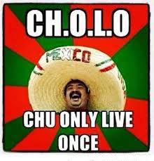 New Fullform of CHOLO   Funny Pictures, Quotes, Memes, Jokes via Relatably.com
