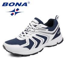 <b>BONA New Fashion Style</b> Men Casual Shoes Lace Up Men Loafers ...