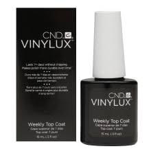 <b>CND Vinylux Weekly Top</b> Coat, Clear | Walgreens
