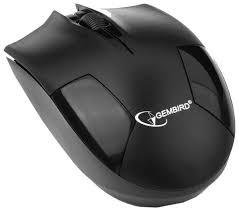 Беспроводная <b>мышь Gembird MUSW-300 Black</b> USB — купить по ...