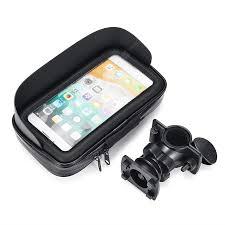 <b>LEEHUR Bike Phone</b> Holder MTB <b>Bicycle Waterproof Phone</b> Mount ...