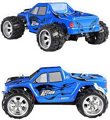 AMH WLtoys A979 <b>1/18 2.4G</b> 4WD <b>RC</b> Truck 50 km/h <b>High Speed</b> ...