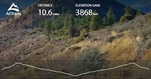 Charlie Buck Baldy Peak <b>to Mule</b> Mountain Trail - Oregon   AllTrails