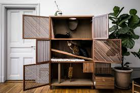 The <b>Cat Flat</b> Gives Cats a Home with 10 Things to Make Them Happy
