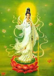 Kuan Yin - Compassion Shrine in The Giving Tree Forum
