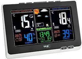 Цифровая метеостанция <b>TFA 35.1129.01</b> купить в Москве, цены в ...